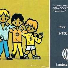 Postales: [C0407] ESPAÑA 1979, POSTAL LOTERÍA. AÑO INTERNACIONAL DEL NIÑO, L-12 (N). Lote 277642073