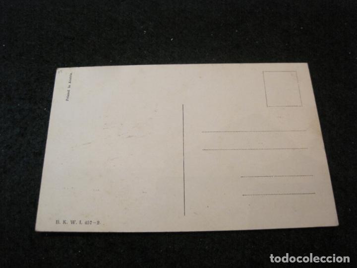 Postales: NIÑOS JUGANDO Y BAILANDO-COLECCION DE 5 POSTALES ANTIGUAS-VER FOTOS-(82.857) - Foto 5 - 282976418