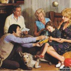 Postales: ANTIGUA POSTAL FAMILIA – SAVIR – ESCRITA. Lote 289301848