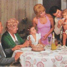 Postales: ANTIGUA POSTAL FAMILIA – SAVIR 980 – ESCRITA. Lote 289302483