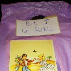 Postales: POSTAL BENISI NIÑOS EDICIONES COLÓN. Lote 294499258