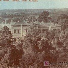 Postales: A1386 AUSTRALIA ADELAIDA CASA GOBIERNO SUR DE AUSTRALIA POSTCARD. Lote 18921624