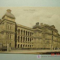 Postales: 3552 AUSTRALIA SYDNEY HOSPITAL - MAS POSTALES DE ESTE PAIS EN COSAS&CURIOSAS. Lote 6289524