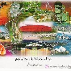 Postales: AUSTRALIA. AIRLIE BEACH WHITSUNDAYS. Lote 6662368