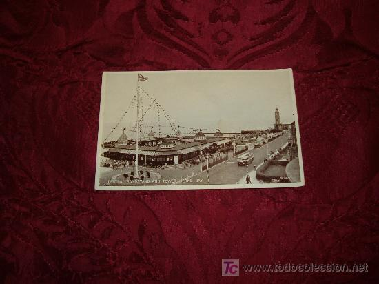 CENTRAL BANDSTAND AND TOWER ,HERNE BAY PHOTOTYPE VALENTINE SONS LTD LONDON (Postales - Postales Extranjero - Oceanía)