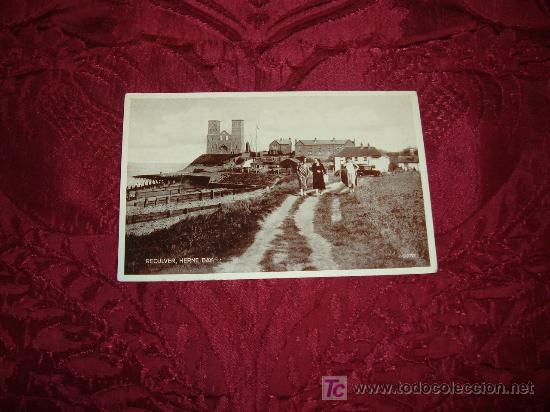 Postales: reculver herne bay phototype valentine sons ltd - Foto 1 - 9479636