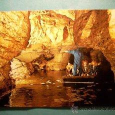 Postales: 9695 CUEVA GROTTE CAVE SOUTHLAND NUEVA ZELANDA AÑOS 70 - TENGO MILES DE POSTALES EN VENTA. Lote 11686130