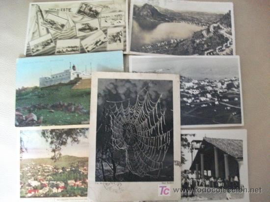 LOTE DE 9 POSTALES ANTIGUAS, DIFERENTES PAÍSES - (Postales - Postales Extranjero - Oceanía)
