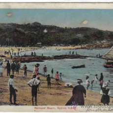 Postales: AUSTRALIA - SYDNEY - PLAYA BALMORAL. Lote 22343813