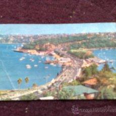 Postales: POSTAL AUSTRALIA. VISTA PANORAMICA SIDNEY ESCRITA Y FECHADA 1961. Lote 23369609