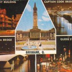 Postales: BRISBANE AUSTRALIA W36C ESCRITA SIN CIRCULAR . Lote 24236796