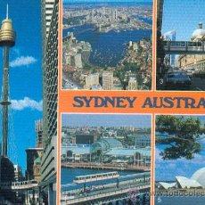 Postales: SIDNEY AUSTRALIA AÑO 1993 MUY BIEN CONSERVADA CIRCULADA Nº 481 . Lote 24246543