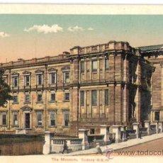 Postales: TARJETA POSTAL DE SYDNEY. AUSTRALIA. THE MUSEUM. . Lote 26242999