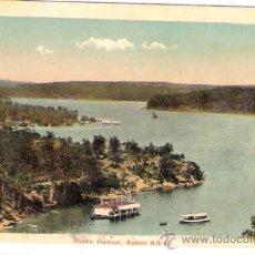 Postales: TARJETA POSTAL DE SYDNEY. AUSTRALIA. MIDDLE HARBOUR.. Lote 26243102