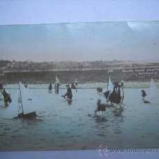Postales: 723. MOORE YACHT SAILING CENTENNIAL PARK. SIDNEY (AUSTRALIA) CIRCULADA EN 1908. . Lote 26901036