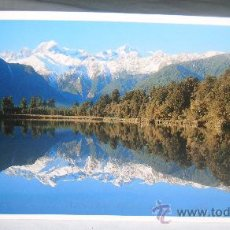Postales: POSTAL DE NEW ZEALAND AÑO 2009 CIRCULADA. Lote 29165606