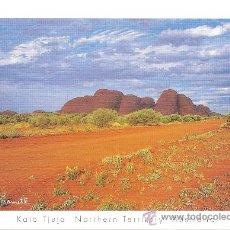 Postales: KATA TJUTA NORTHERN TERRITORY AUSTRALIA - AUSTRALIA COLLECTION - SIN CIRCULAR. Lote 34691341