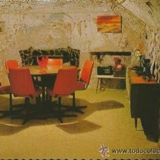 Postales: == C722 - POSTAL - DINING ROOM - FAYE NAYLER´S DUGOUT - COOBER PEDY - SIN CIRCULAR. Lote 35382737