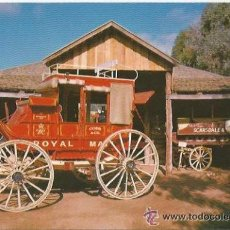 Postales: +-+ PV498 - POSTAL - CIBB & CO. COACH, CARRIED 11 PASSENGERS ..... Lote 35382771