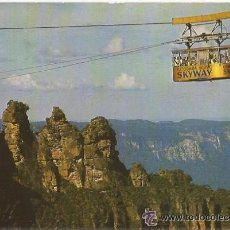 Postales: == A1586 - POSTAL - SCENIC SKYWAY WITH THE THREE SISTERS - SIN CIRCULAR. Lote 35382988