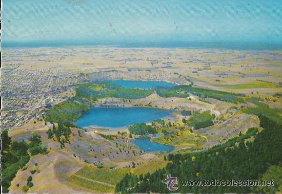 == C792 - POSTAL - MT. GAMBIER- LAKE VALLEY - 1978 (Postales - Postales Extranjero - Oceanía)