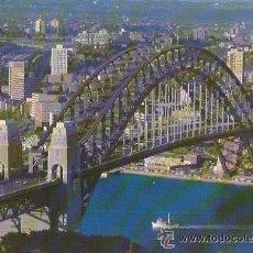 Postales: +-+ PW662- POSTAL - SYDNEY - HARBOUR BRIDGE - SIN CIRCULAR. Lote 35771483