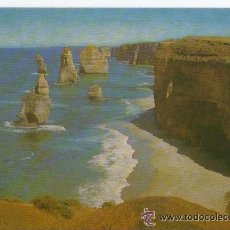 Postales: == C638 - POSTAL - A VIEW OF THE TWELVE APOSTLES - PORT CAMPBELL - VICTORIA. Lote 35780489