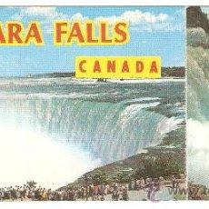 Postales: POSTAL CANADA NIAGARA AÑOS 60 PLASTICHROME. Lote 36563415