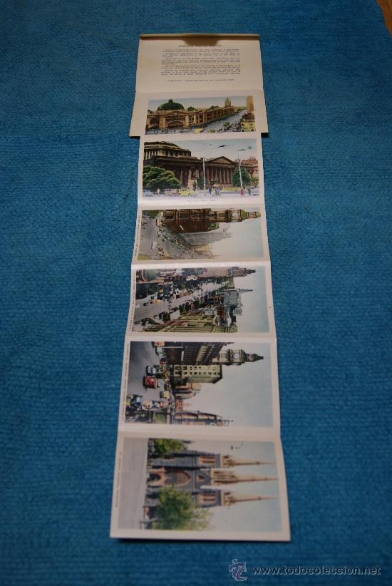 Postales: JUEGO DE POSTALES DE MELBOURNE - 1956 - Foto 2 - 37078263