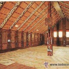 Postales: == E543 - POSTAL - WAHIO MEETING HOUSE - NEW ZEALAND - SIN CIRCULAR. Lote 221661852