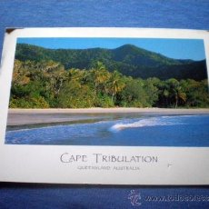 Postales: POSTAL AUSTRALIA QUEENSLAND CAPE TRIBULATION NO CIRCULADA. Lote 38173338