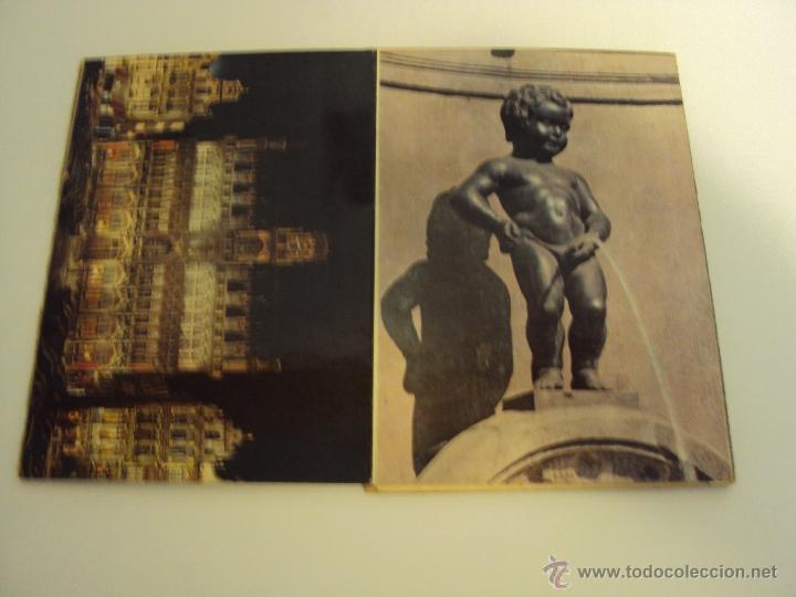 POSTALES BRUSELAS (Postales - Postales Extranjero - Oceanía)