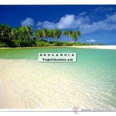 Postales: POSTAL TAHITI LAGO TETIAROA. NUEVA SIN ESCRIBIR. Lote 41254858