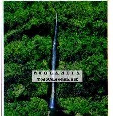 Postales: POSTAL TAHITI. VISTA AEREA DE UNA CASCADA. NUEVA SIN ESCRIBIR.. Lote 41254863