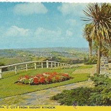 Postales: +-+ PW1022 - POSTAL -TOOWOOMBA, Q. CITY FROM MOUNT KYNOCH. Lote 43874945