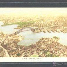 Postales: SYDNEY. N.S.W. *AERAL VIEW OF SYDNEY* ED NUCOLORVUE PROD. NUEVA.. Lote 44377160