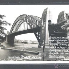 Postales: AUSTRALIA. SYDNEY. N.S.W. *HARBOUR BRIDGE* NUEVA.. Lote 44377531