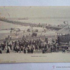 Postales: POSTAL ADELAIDE, EMBARCADERO DEL SEMAFORO, S.A., 1905. Lote 44658418