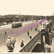 Postales: MELBOURNE (AUSTRALIA) . PRINCES BRIDGE. POSTAL DE 1931. Lote 11633862