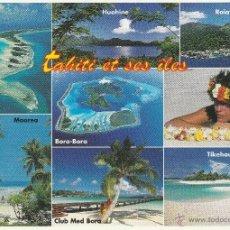 Postales: Nº 19235 POSTAL TAHITI. Lote 46547466