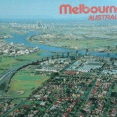 Postales: 11 POSTALES MELBOURNE.1981. Lote 53262275