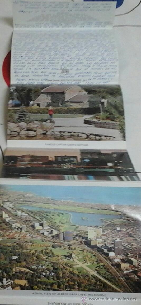 Postales: 11 POSTALES MELBOURNE.1981 - Foto 3 - 53262275