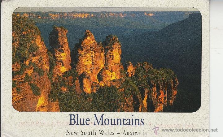Nº 24341 POSTAL AUSTRALIA BLUE MOUNTAINS (Postales - Postales Extranjero - Oceanía)