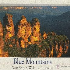 Postales: Nº 24341 POSTAL AUSTRALIA BLUE MOUNTAINS. Lote 53309952
