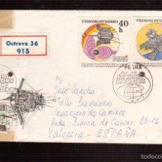 Postales: SOBRE DE ALEMANIA EL QUE VES . Lote 55714753