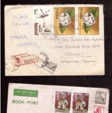 Postales: SOBRE EXTRANJEROS EL QUE VES . Lote 55714822
