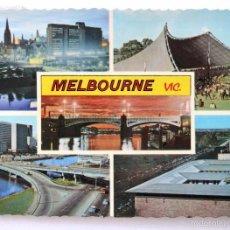 Postales: POSTAL DE AUSTRALIA. CIRCULADA 1970. MELBOURNE.. Lote 57261798