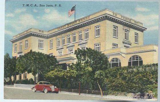 PRECIOSA POSTAL DE SAN JUAN DE PUERTO RICO - ESCRITA EL 27 - 2 - 1915 (Postales - Postales Extranjero - Oceanía)