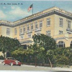 Postales: PRECIOSA POSTAL DE SAN JUAN DE PUERTO RICO - ESCRITA EL 27 - 2 - 1915. Lote 57738065