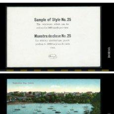 Postales: AUSTRALIA. RUSHCUTTERS BAY. SIDNEY. MUESTRA DE CALIDAD.. Lote 69502569